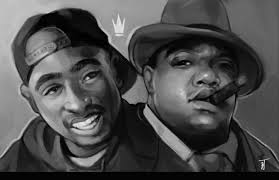 Tupac and Biggie