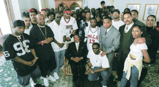 Farrakhan and hip hop