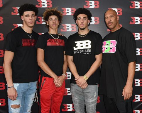 Lavar and the Ball brothers